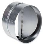 Rsk 4 Fantech 4 G90 Steel 24 Gauge Vertical Inline Damper CAT305,RSK4,RSK 4,650737690403,