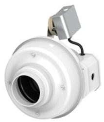 Dbf 110 Fantech 188 Cfm 120 Volts Dryer Booster Fan CAT305,DBF110,999000079647,BF4,650737121105