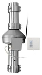 Dedpv 705 Fantech 173 Cfm 120 Volts Dryer Booster Fan CAT305,46005,650737460051,DBF110,DBF705,DBF,DEDPV 705
