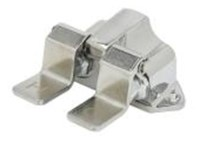 B-0502 T&s Brass 1/2 Npt Floor Mount Pedal Valve Polished Chrome CAT168,B-0502,999000000636,16800401,TSFP,B0502,MFGR VENDOR: T&S,PRCH VENDOR: T&S,671262005210