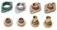 110-251sf Taco 3/4 Lf Circulator Pump Flange Set CAT405T,110251S,110251B,999000020321,TFK,TFS,FSF,110251SF,40570600,687752590043