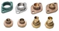 110-254sf Taco 1-1/2 Lf Circulator Pump Flange Set CAT405T,110-254S,MFGR VENDOR: TACO,PRCH VENDOR: TACO,110254S,687752611229,