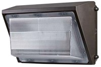 Dc150e70w8100lmv50k Fleco Bronze Powder Coated 70 Watts Wall Pack CATTFL,70W LED,LED,WP70W,PACK,