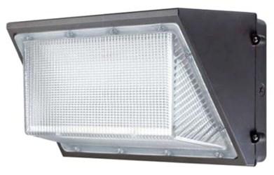 Dc200e90w11200lmv50k Fleco Bronze Powder Coated 90 Watts Wall Pack CATTFL,90W,LED,WP90W,
