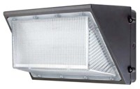 Dc200e90w11200lmv50k Fleco Bronze Powder Coated 90 Watts Wall Pack CATTFL,90W,LED,WP90W,