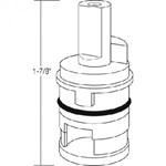 11601 Delta Faucet Delex 1-5/16 Stem Unit CATFAU,11601,671231116015,
