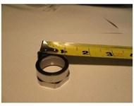 11606 Delta Delex Stem Lock Nut CATFAU,11606,