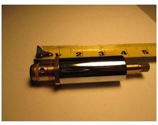 12012 Eljer Short Series Diverter Stem Unit CATFAU,12012,671231120129,