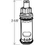 15101  Moen Washerless 2-5/8 Cartridge CATFAU,15101,671231151016,