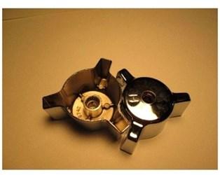 21840 Eljer Metal Sink & Lavatory Handles CATFAU,21840,671231218405,