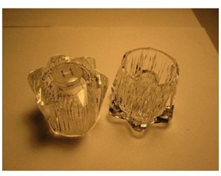 23903 Streamway Acrylic Handles CATFAU,23903,671231239035,