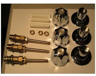 36031 Price Pfister Faucet Repair Kit CATFAU,36031,PRK,671231230319,671231360319,