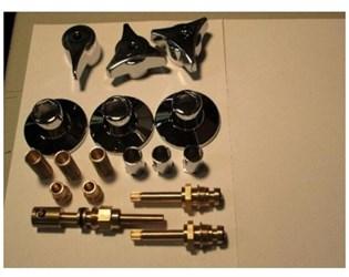 36696 Union Brass Faucet Repair Kit CATFAU,36696,URK,671231366960,