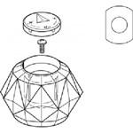 41304 Delta Scald Guard Tub And Shower Handle CATFAU,41304,671231413046,