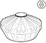 48002 Price Pfister Avante Acrylic Handle CATFAU,48002,671231480024,