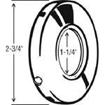 51532 Price Pfister Tub & Shower Escutcheon Plate CATFAU,51532,671231515320,