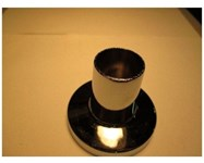53012 Sterling Polished Chrome Tub & Shower Escutcheon CATFAU,53012,671231530125,