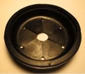 63001 Fit-all Rubber Disposal Splash Guard CATFAU,63001,671231630016,