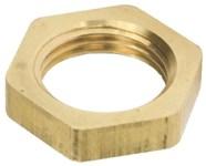 68020 Brass Faucet Shank Nut