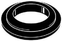 73001  1-1/4 Rubber Mack Gasket CATFAU,73001,671231730013,