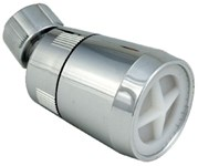 81009 Deluxe Polished Chrome Showerhead CATFAU,81009,671231810098,