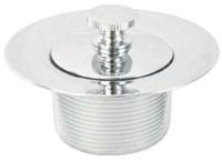 85003 Price Pfister 1-3/8 Polished Chrome Bath Drain CATFAU,85003,671231850032,