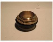 94002  1-1/2 Brass Closet Spud CATFAU,94002,