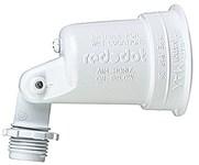 S500whe-rl White Wp Lampholder CAT751U,S500WHE-RL,S500WHERL,04226900563,56061,HUB56061,S500WHE,303634