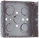 521511234ewgb T&b 21 Cu In Silver Square Electrical Box CAT751U,521511234EWGB,785991025798,HUB189,189,4SQ,4SQB,SHL4SBMKO,78599102579,