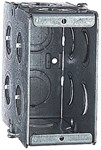 Gw 135 G T&b 22 Cu In 1 Gang Silver Electrical Box CAT751U,GW 135 G,785991920949,HUB695,SGMB,MASON,695,78599192094