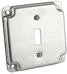 Rs 9 4 Square Exposed Work Cover 1 Toggle Switch CAT751U,RS 9,785991120585,HUB800C,RS9,RSC1,800C,SHL4401,IWC,78599112058,