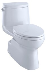 Ms614114cefg.01 Toto Carlyle Cotton 1.28 Gpf Ada Elongated Front Floor One Piece Toilet CATTOT1,CARLYLE,green,GREEN,TOTO GREEN,WATER SENSE,WATER EFFICIENT,MS874114SG01,MS874114SG.01,739268185173,