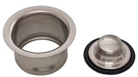 4t-208-13 Trim To The Trade 2-3/8 White Disposal Flange CAT176,4T-208-13,4T20813,