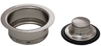 4t-209k-13 Trim To The Trade 1-7/16 White Disposal Flange