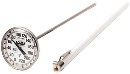 T160/3 -40 To 160 Degree F Thermometer CAT848,UXT1603,T1603,053533700084