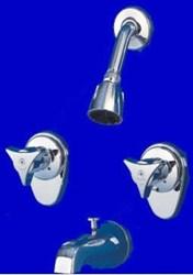 32 Union Brass 2 Handle Tub & Shower Faucet CAT151,32,32,
