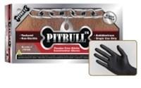 Pb500l Unisafe Black Nitrile Glove L CAT250GL,PBL,LGL,GL,GLOVE,DGL,811114030117,