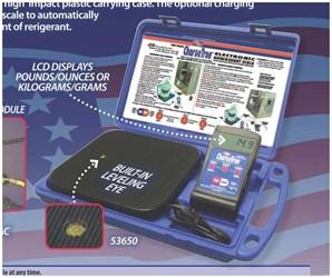 53650 Uniweld Chargetron 110/176 Lb Refrigerant Scale CAT548,53650,UCS,RCS,UWRS,URS,68845653650