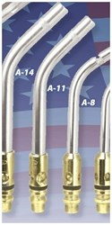 43023 (a11) Uniweld Twister Quick Connect Acetylene Tip CAT548,A11,42023,68845643023