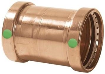 20748 Viega 3 Copper Propress Xl-c Coupling No Stop Press X Press CAT539P,20748,20748,20748,20748,20748,691514207483,PPRCM,30691514207484,green,VIEGA GREEN,LEAD FREE,RID20748