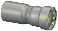 26006 Viega 1 X 1/2 Carbon Steel Megapressg Gas Reducer Ftg X Press CAT539MP,26006,MPGRGD,691514260068