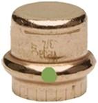77737 Viega 2 Copper Propress Cap Press CAT539P,77737,PPHK,PPCAPK,30691514777376,green,VIEGA GREEN,LEAD FREE,53935035,691514777375