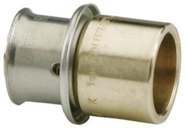 92060 Lf 1in X 1in P X C Pex Press Zero Lead Bronze Adapter CAT470V,92060,VISAG,691514920603