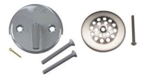 38702-bn Watco Bath Drain Face Plate Brushed Nickel CAT170W,38702-BN,640263058372,38702BN,K26BN,