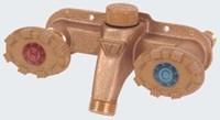 122c Model 122c Hot & Cold Faucet CAT208,122C,671090015078