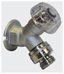 24p 1/2 Polished Chrome Hose Bib W/tee Key W/vac Breaker CAT208,90050455,24P,6710907479,671090074716,24PD,LKD,671090074792