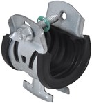 W-2000 1/4 In Ips, 1/2 In Cts, 5/8 In Acr Steel Pipe Clamps CAT755R,WCC58,GCC58,GSCC58,C58,PS1400,2500,A716,TCC1/2,UC,UC58,TCC0062CP,PS022T,PS022TEG,CUSH OD-5/8,C58,8712993119325