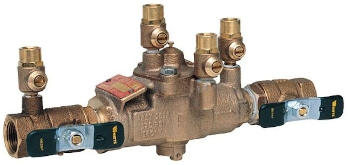 "Watts Backflow Preventer 1//2/"" LF009-QT"