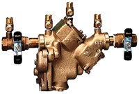 Lf 909-qt 3/4 Lf Cast Copper Silicon Alloy/bronze Strainer Reduced Pressure Zone Backflow Preventer CAT210,0391008,098268051179,LF,0387121,WAT909QT,909QT,35636377,21002134,909F