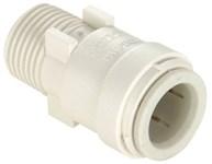 3501b-1412 3/4 X 3/4 Lf Poly Connector Cts X Mipt